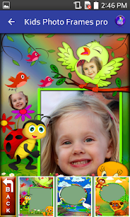 Kids Photo Frames Pro - screenshot