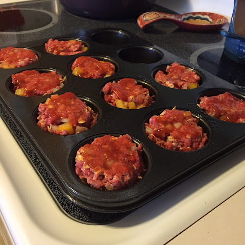 Mini Meatloaves – 21 Day Fix Approved!