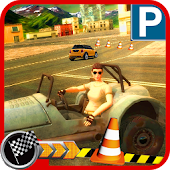 APK Game Hidden Parking Mania for BB, BlackBerry