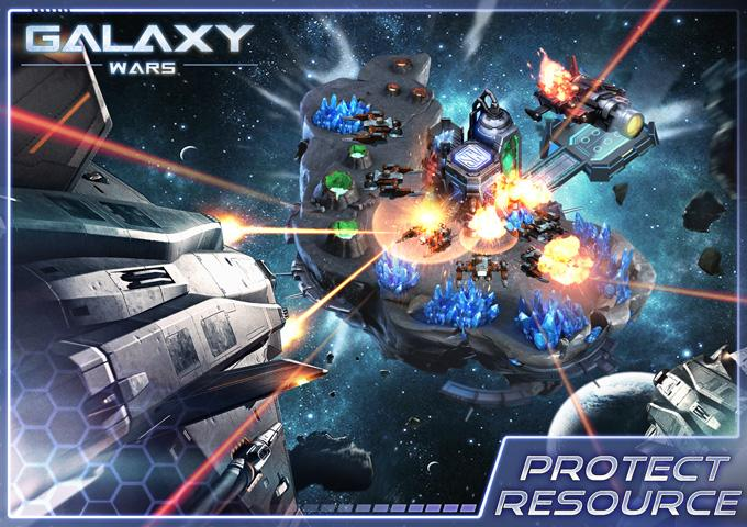 Galaxy Wars Screenshot 7