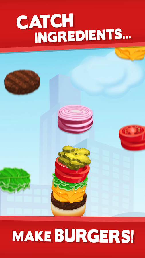 Sky Burger Screenshot 11