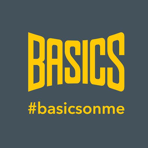 Basics, ,  logo