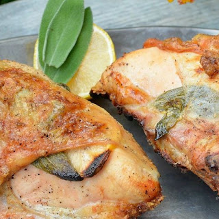 Paleo Dinner Recipes – Roasted Lemon & Sage Chicken