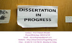 The Supreme Quality Dissertation Writing Services in Nashik
