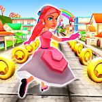 Princess Run Game Icon