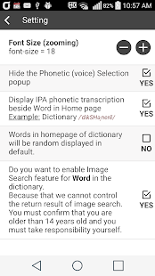 Collocation Dictionary Pro- screenshot thumbnail