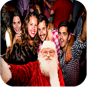 Santa Claus Selfie Joke for Lollipop - Android 5.0