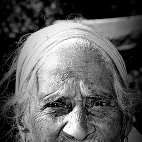 by Parvesh Rana - Black & White Street & Candid