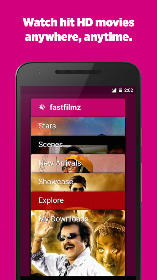 FastFilmz - HD Tamil Movies Screenshot 0