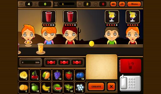 Juice Cocktail Bar - screenshot