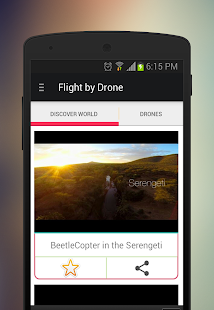 Videos by Drones - screenshot