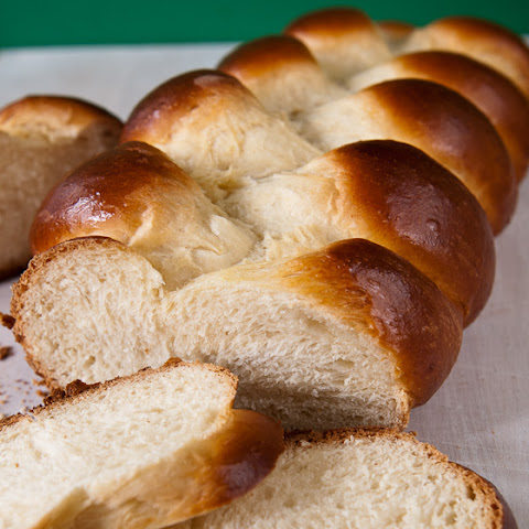 Bread Machine Challah