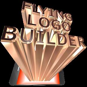 FLYING LOGO BUILDER For PC