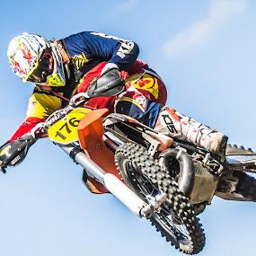 by Guy Henderson - Sports & Fitness Motorsports ( motorcycles, motorbike, motocross, moto, motorcycle,  )