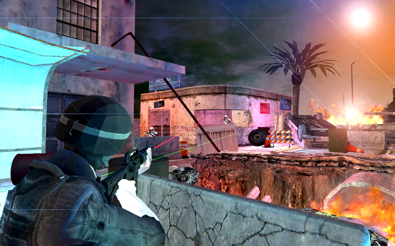 Army Commando Assault Screenshot 7