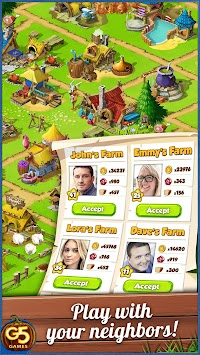 Farm Clan: Farm Life Adventure APK screenshot thumbnail 4