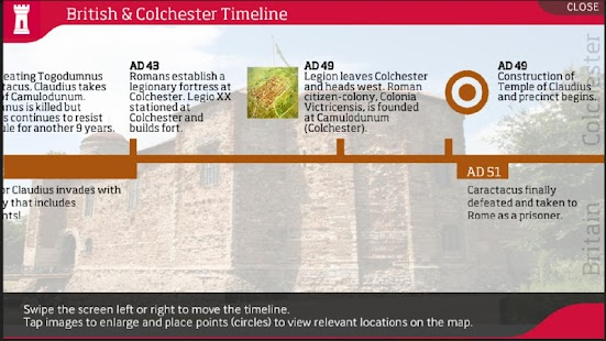 Ancient Colchester - screenshot