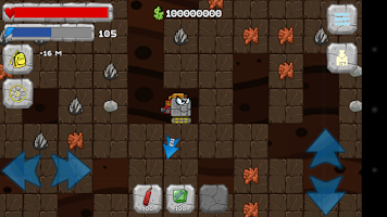 Screenshot of Digger Machine - find minerals
