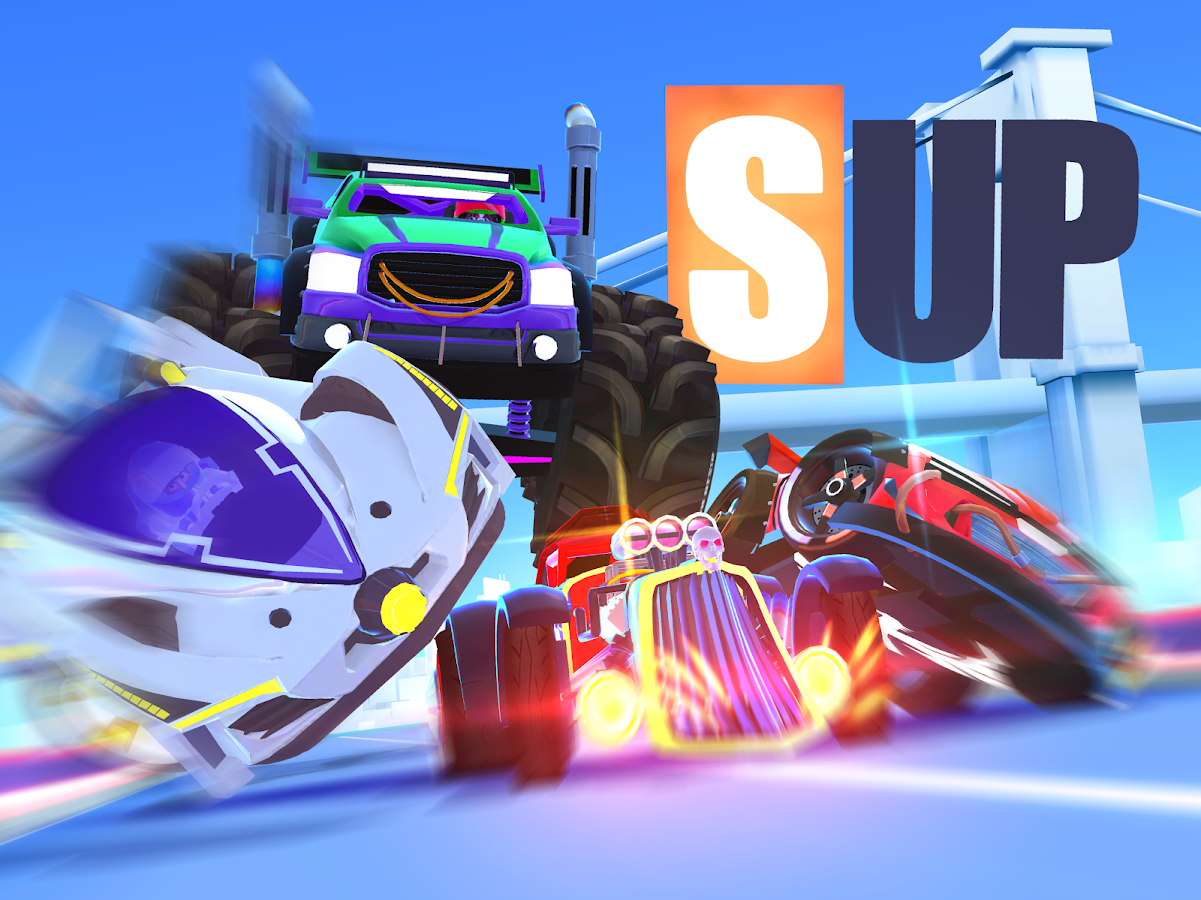 SUP Multiplayer Racing Screenshot 14