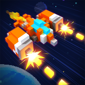 Pixel Craft - Space Shooter APK Cracked Download