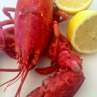 Lobster With Egg Yolk Sauce Recipes