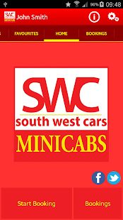 South West Cars - screenshot