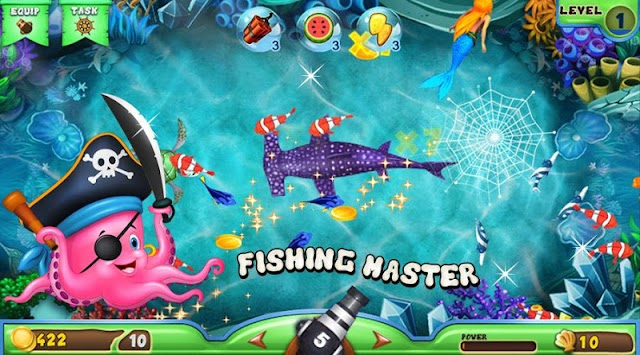 Fish Shooting - Fish Hunter - Fish Shooter APK screenshot thumbnail 6