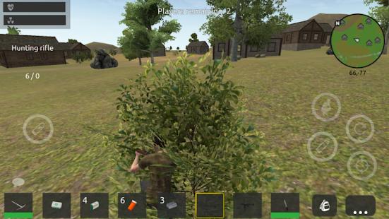 Thrive Island Online: Battlegrounds Royale