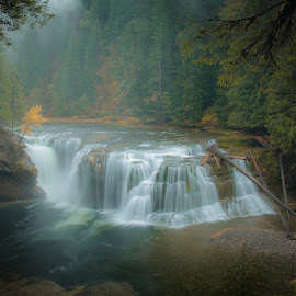Peaceful Day by Ivan Johnson - Landscapes Waterscapes (  )