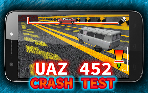 UAZ 452 Crash Test APK 1.1 - Free Simulation Apps for Android