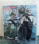 "Фигурка-Кукла ""Nightmare on Elm St"" SDCC 2014 - Super Freddy 20см"