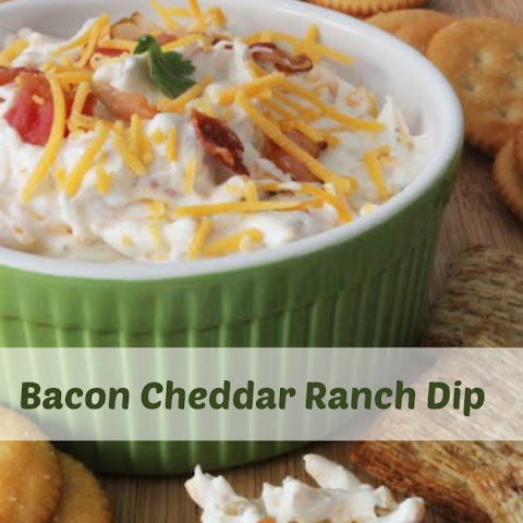 Bacon Cheddar Ranch Dip