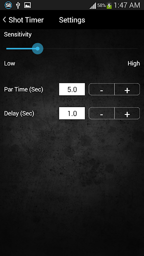 Time on Target Survival Mode - screenshot