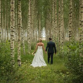 Premiär idag som bröllopsfotograf by Peter Engman - People Couples