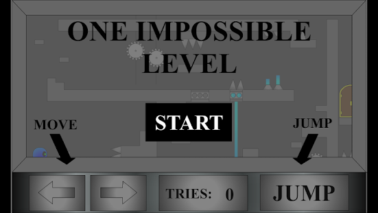 One Impossible Level - screenshot