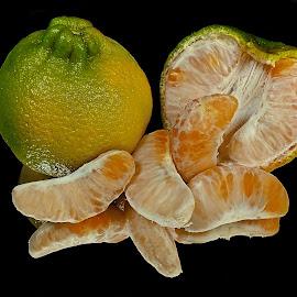 ponkan by Rui Santos - Food & Drink Fruits & Vegetables ( ponkan, brazil, abaetetuba, tangerina, fruta, pará, amazon, mexerica )