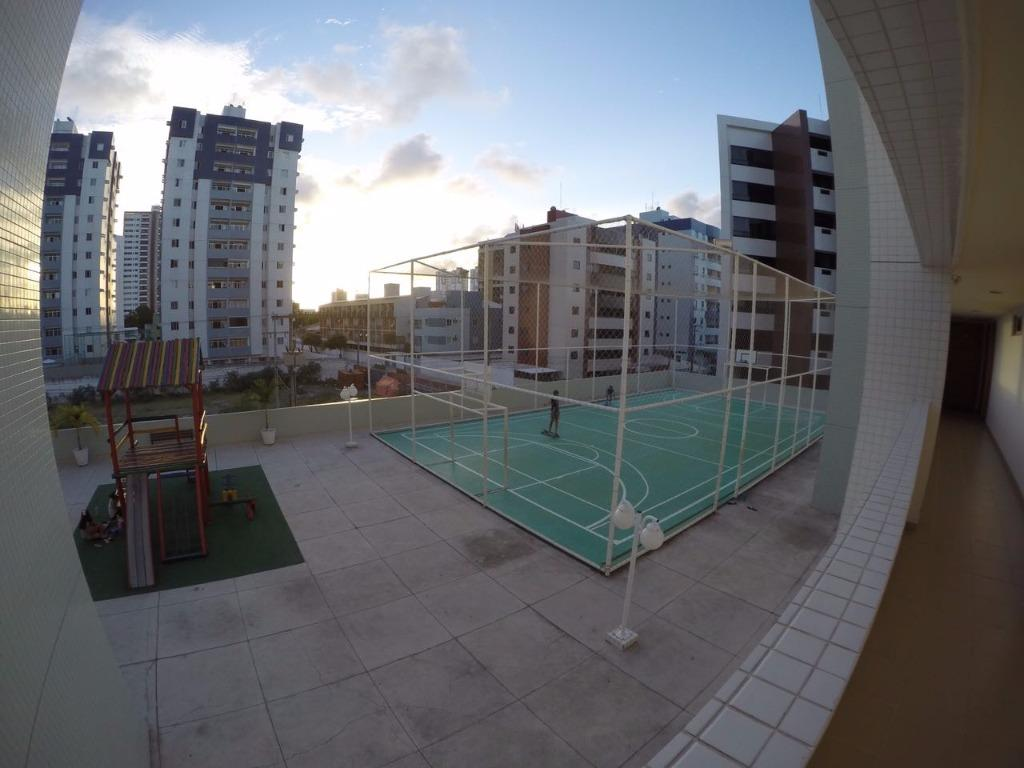Apartamento residencial à venda, Bessa, João Pessoa - AP5365.