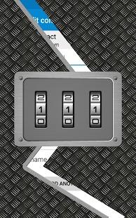 Steel Door Screen Lock APK for Bluestacks