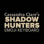 SHADOWHUNTERS Emoji Keyboard APK Image