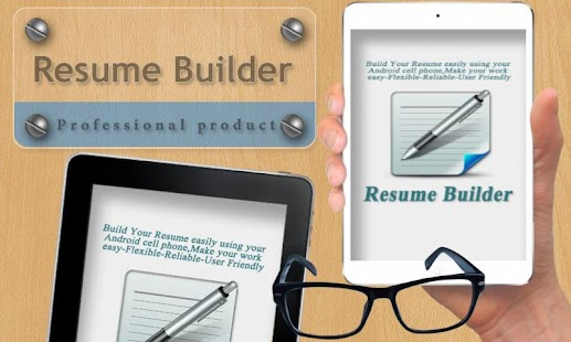 resume builder apk on pc android apk