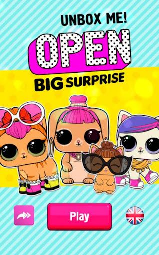 LQL Opening Pets Surprise Doll eggs PRANK