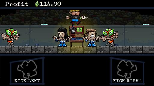Superkick Party - screenshot
