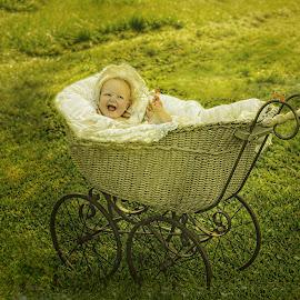 by Pirjo-Leena Bauer - Babies & Children Babies