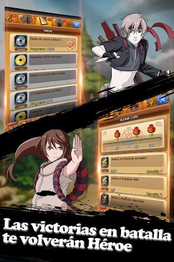 Ninja: Guerreros Legendarios screenshot 4