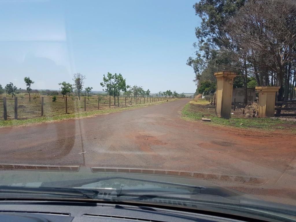 Chácara em excelente localização com 5555m² próximo de Uberaba.