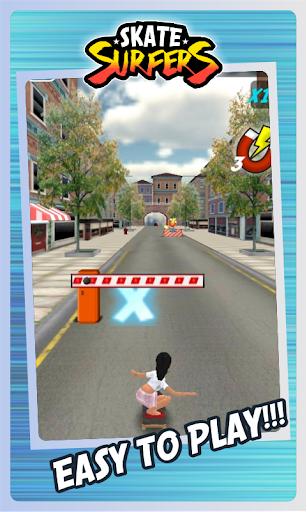 Skate Surfers Free screenshot 23