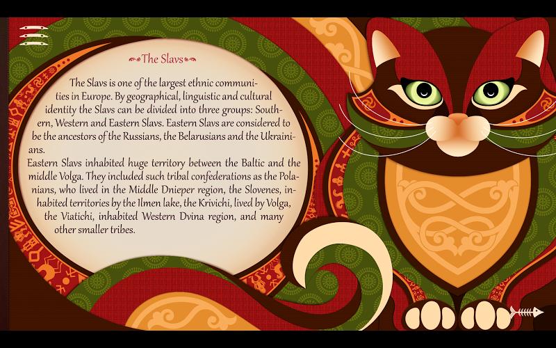 Russian History in Cats Screenshot 5