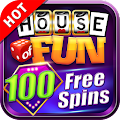 Game Free Slots Casino House of Fun - Vegas Slot Games APK for Kindle