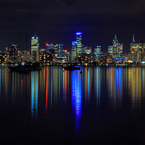 Melbourne, Australia by Lynton Brown - City,  Street & Park  Vistas ( melbourne, australia, lynton brown, city )
