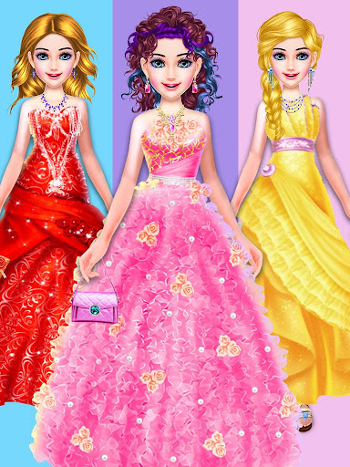 Beauty Girls Makeup and Spa Parlour screenshot 2